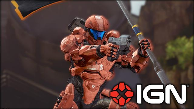 IGN Live Presents Halo 4 Multiplayer Highlights - SWAT Complex