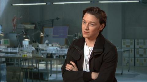"X-Men First Class (2011) - Interview ""James McAvoy On The Cold War Side Of The Story"""