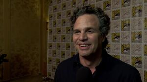 Avengers Age of Ultron - Mark Ruffalo SDCC 2014 Interview