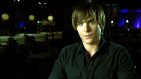 """17 Again (2009) - Interview Zac Efron """"On the Journey of self discovery"""""""