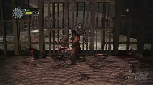 Conan PlayStation 3 Gameplay - Causing Some Carnage