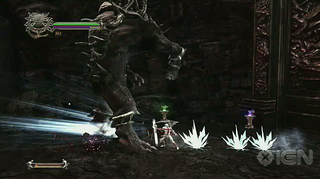Dante's Inferno Xbox 360 Trailer - Dante 's Montage Trailer