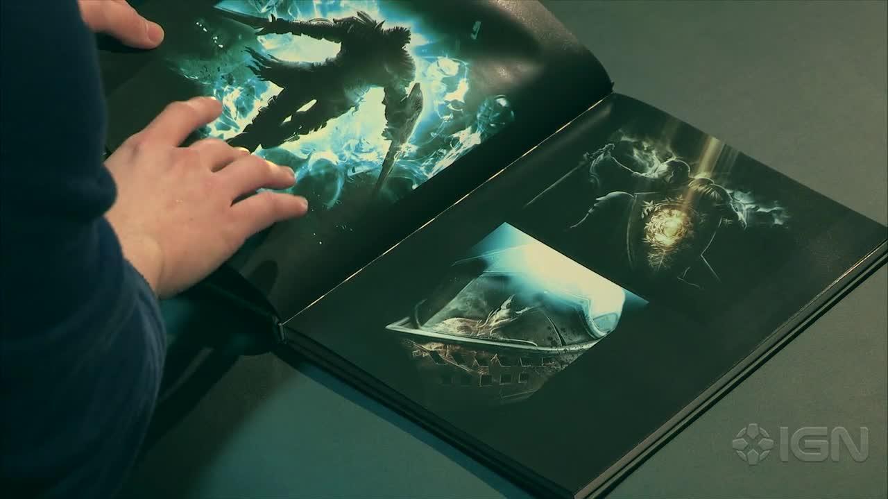 Dark Souls - Design Works Book