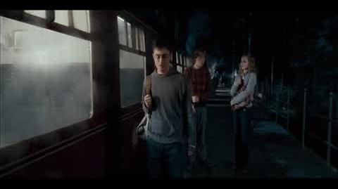 Harry Potter and the Order of the Phoenix - Fighting with Malfoy
