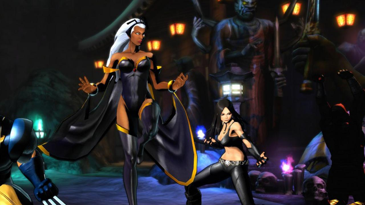 Marvel vs. Capcom 3 Fate of Two Worlds Storm