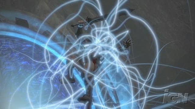 Conan PlayStation 3 Trailer - Magic Vignette