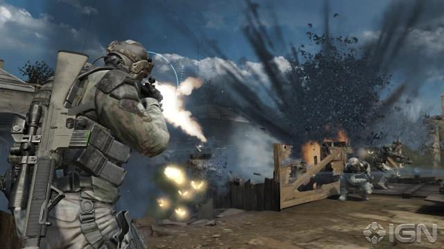 Ghost Recon Future Soldier Believe in Ghosts Video 3