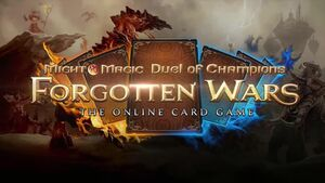 Might And Magic Duel of Champions - Forgotten Wars Launch Trailer