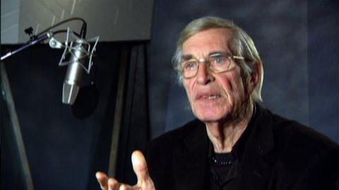"""9 (2009) - Interview Martin Landau """"On his character"""""""
