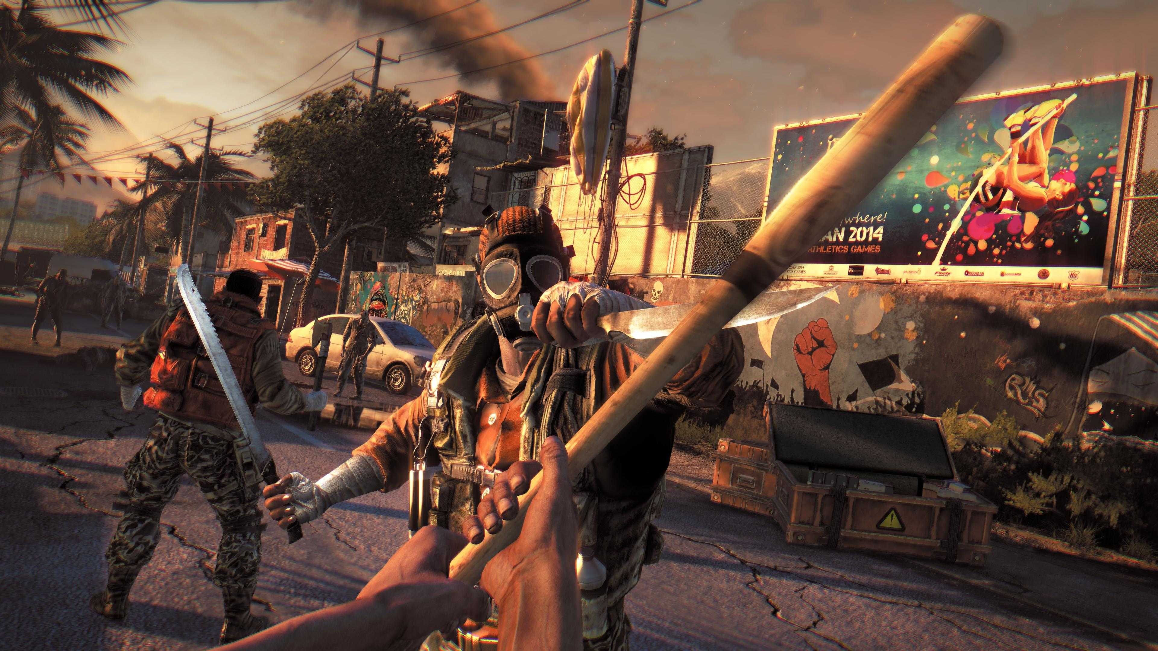 Dying Light Gameplay Commentary