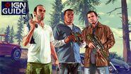 GTA 5 Walkthrough Part 29 Blitz Play Setup