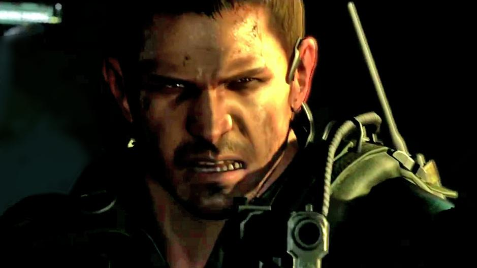 Resident Evil 6 Chris Campaign Video Preview