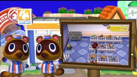 Animal Crossing New Leaf (VG) (2013) - Business Tourism trailer