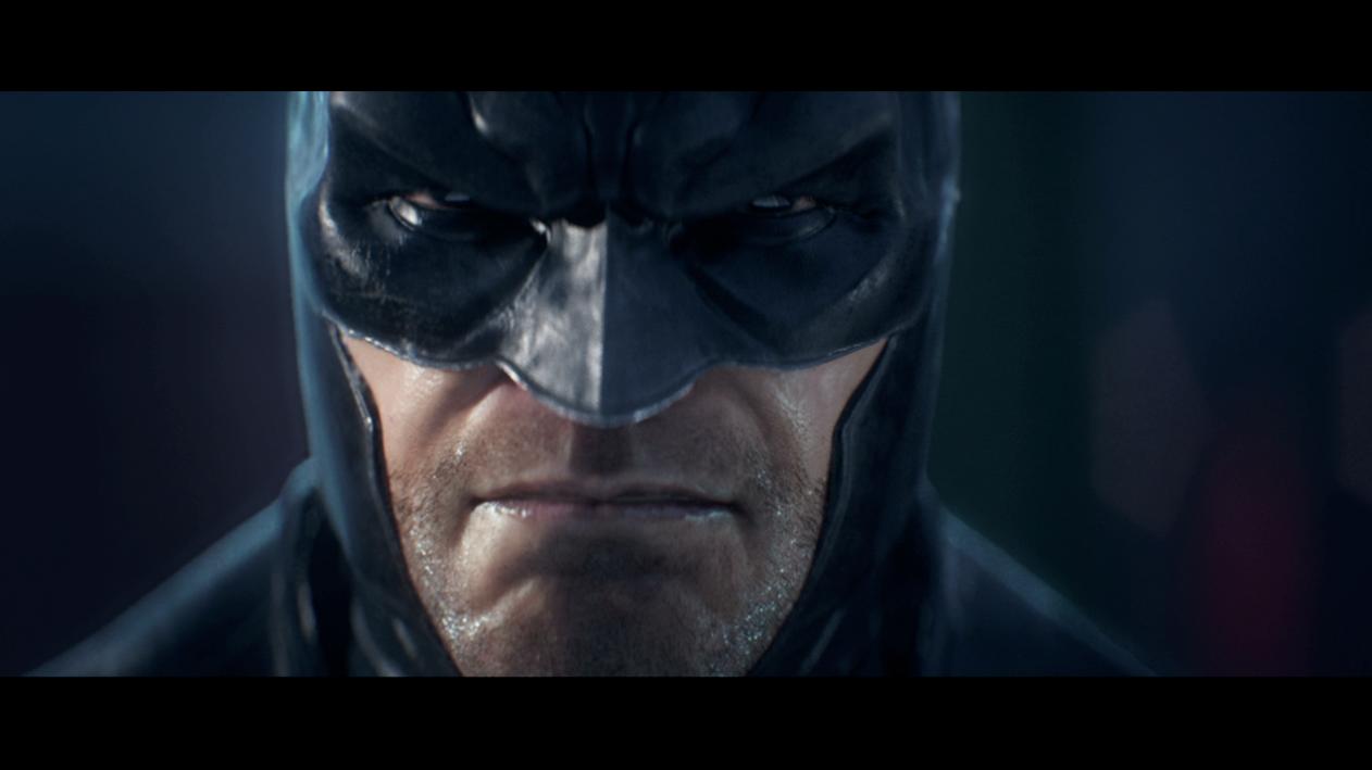 Batman Arkham Origins - Blur Teaser
