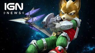 Star Fox Zero Release Date Confirmed - IGN News