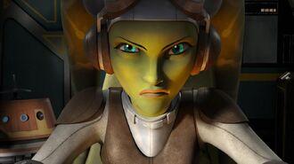 "Star Wars Rebels - Vanessa Marshall ""Hera"" SDCC 2014 Interview"