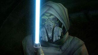 Star Wars The Clone Wars - Plo Koon's Discovery