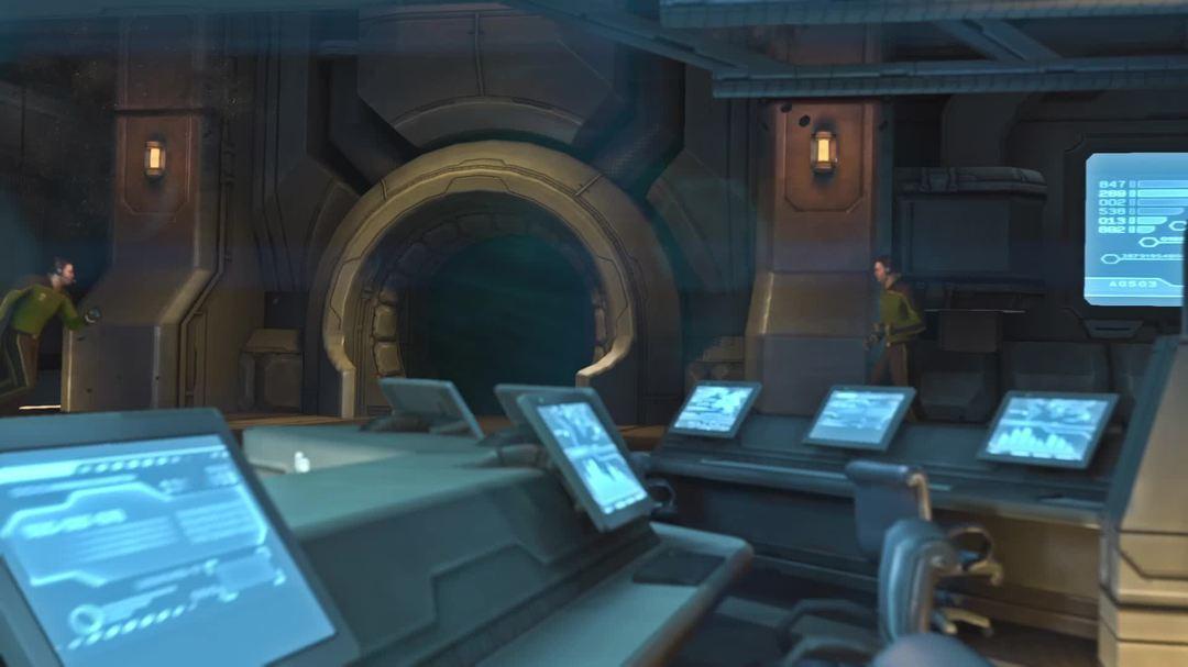 XCOM Enemy Within - Security Breach Trailer