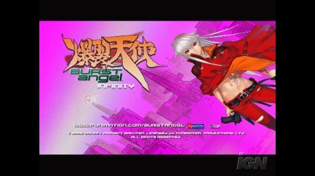 Burst Angel Infinity OVA DVD Trailer - Trailer