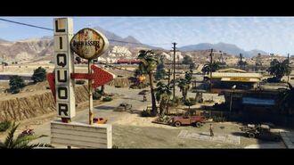 GTA V - E3 2014 Trailer