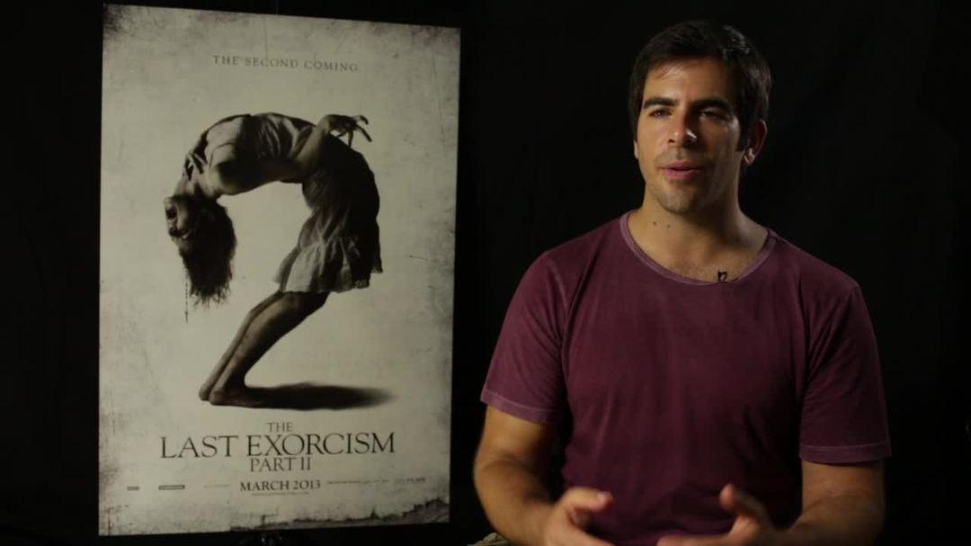 The Last Exorcism Part II Featurette- Eli Roth Interview