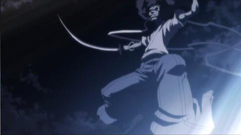 Afro Samurai The Complete Murder Sessions (2009) - Home video trailer for this star studded anime