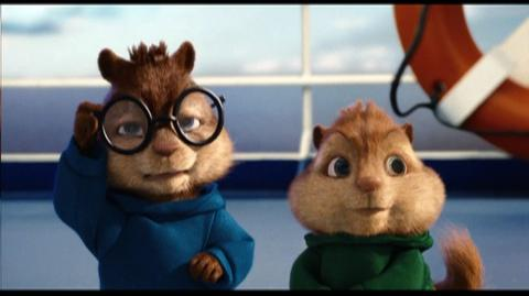 Alvin and the Chipmunks 3 Chip-Wrecked (2011) - Teaser Trailer for Alvin And The Chipmunks Chip-Wrecked