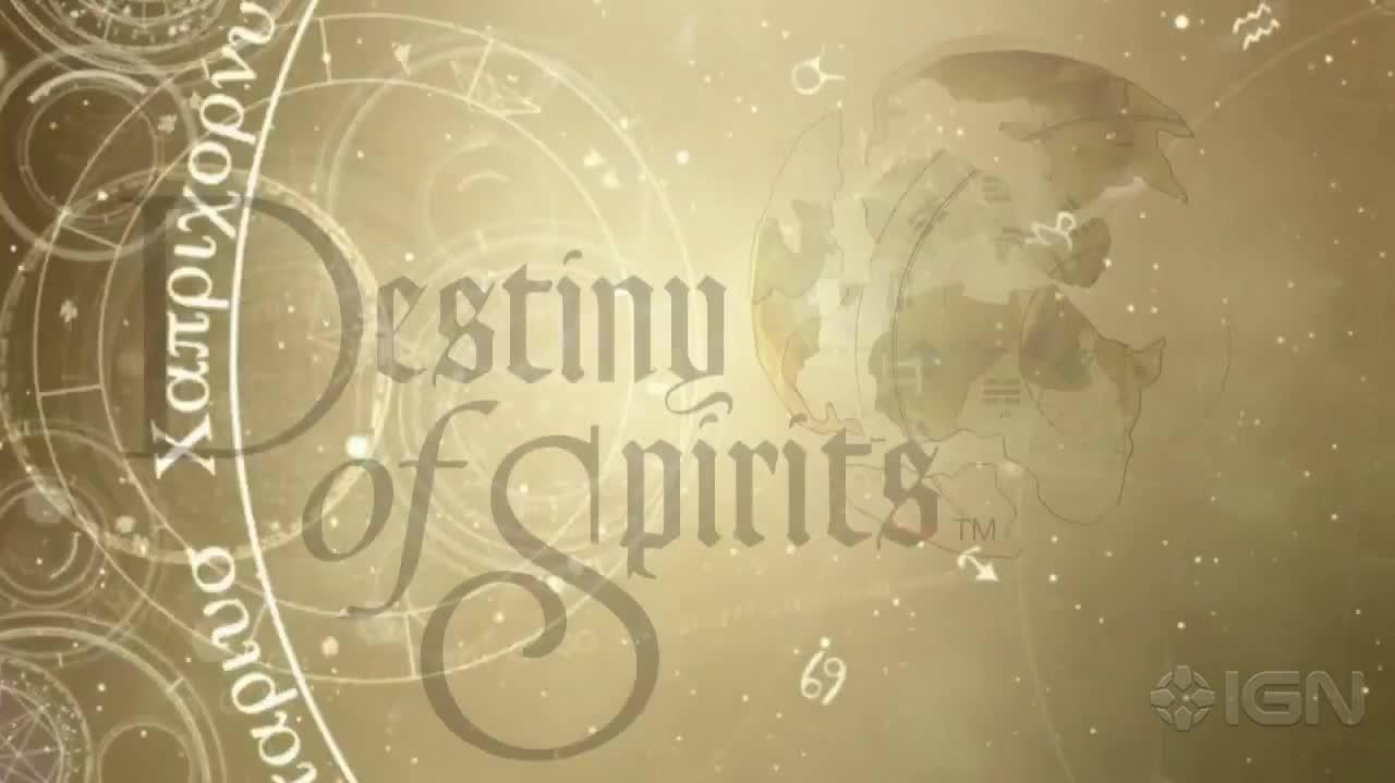 Destiny of Spirits Announcement Trailer - E3 2013
