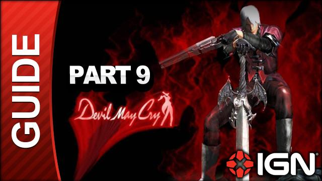 Devil May Cry 1 - Mission 9 - The New Strength