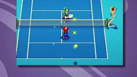 Mario Tennis Power Tour (VG) (2005) - Video Game Trailer