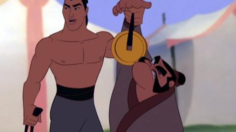 Mulan (1998) - Clip Basic Training