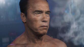 WWE 2K16 - WWE Terminator 2 Reenactment