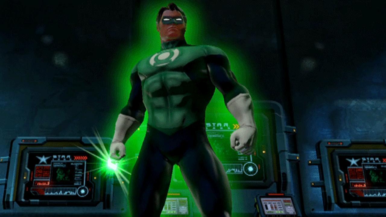 Gamescom DC Universe Online Green Lantern Trailer