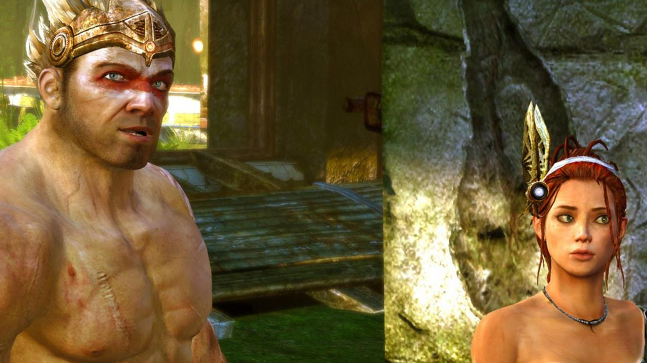 Enslaved Odyssey to the West Behind the Game Video 5
