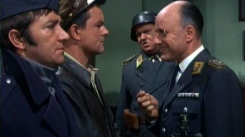 Hogan's Heroes The Komplete Series - Kommandant's Kollection (1965) - Clip Corporal Newkirk is caught stealing from the arsenal