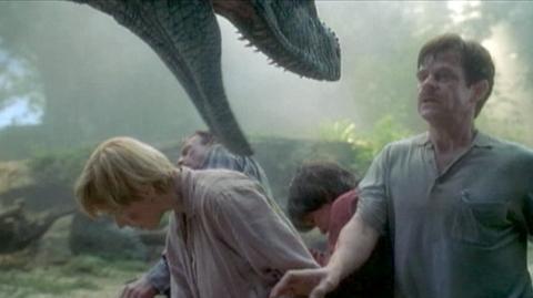 Jurassic Park III (2001) - Open-ended Trailer (e15114)