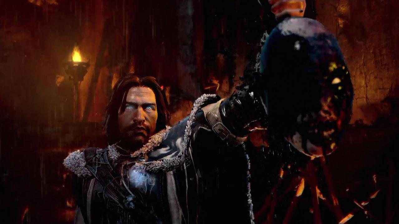 Middle-Earth Shadow of Mordor - Talion Hunts Down Ratbag
