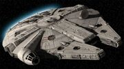 Star Wars Digital Collection Exclusive Clip - Millennium Falcon and Asteroids