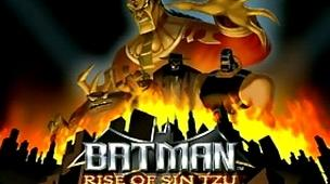 Batman Rise of Sin Tzu (VG) (2003) - XBOX, PS2, GC, & GBA