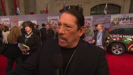Muppets Most Wanted - Danny Trejo Interview
