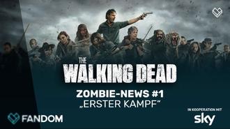 The Walking Dead - Zombie-News 1 - Staffel 8, Folge 1