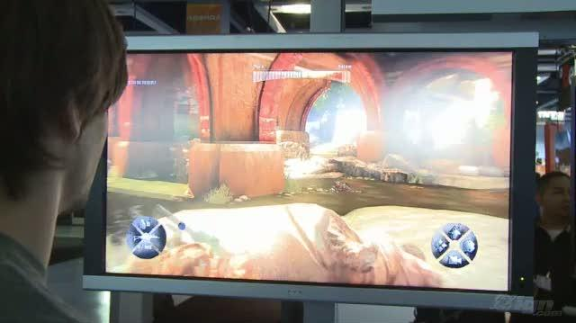 Army of Two The 40th Day Xbox 360 Gameplay - PAX 09 Army of Two The 40th Day (Off-Screen)