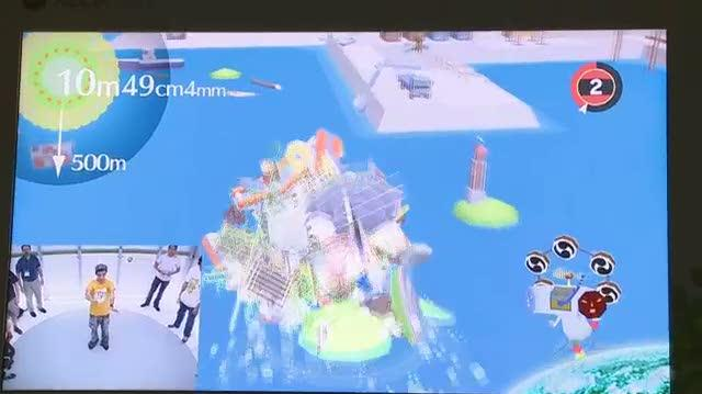 Kinect Xbox 360 Gameplay - TGS 09 Gameplay (Off-Screen)