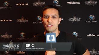 Star Trek Fan Census - Eric T.