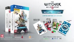 The Witcher 3 Wilder Hunt - Heart of Stone Expansion Teaser Trailer