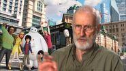 Big Hero 6 - James Cromwell Robert Gallaghan Interview