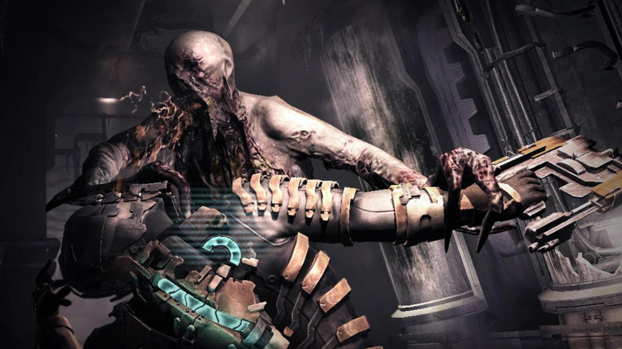 Dead Space 2 Get Caught Up Trailer