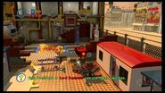 The Lego Movie 100% Walkthrough - Level 01 Bricksburg Construction