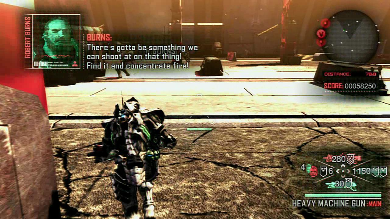 Vanquish Boss Fight (Normal) - Act 2-6 Stronghold - IGN Guides