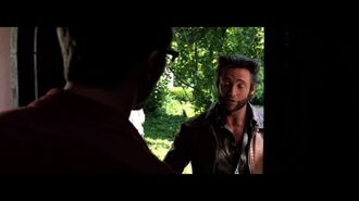 "X-Men Days of Future Past - ""Wolverine Meets Beast"" Clip"